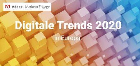 Digitale Trends 2020 byMarketo Adobe v2